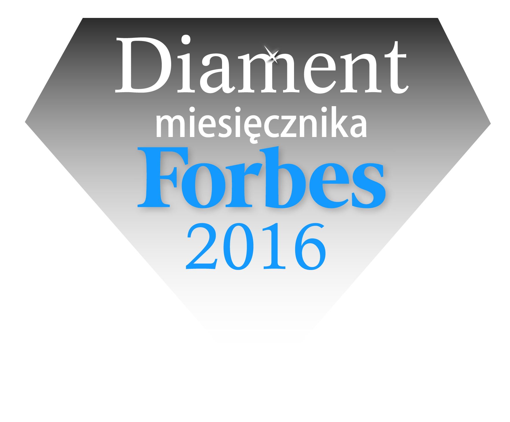 Diament Forbesa 2016 logo