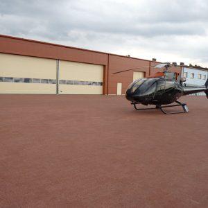 hala hangar lotniczy